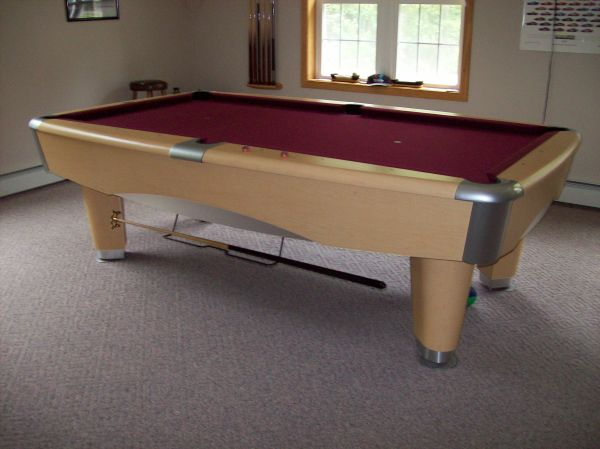 Great Pool Table Moving & Storage - 860-432-5466